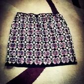 Обалденная нарядная юбка большого размера в идеальном состоянии