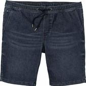 Классные джинсовые шорты бермуды от Livergy, размер указан 64 смотрите замеры!