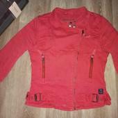 Джинсовая стильная куртка