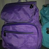 Новый рюкзак! Можно на любой кружок, для спортивной формы и т.п. (в лоте-сиреневый)