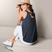 ☘ Стильна блуза з декоративною стрічкою від Tchibo (Німеччина), р .: 46-48 (40/42 євро)