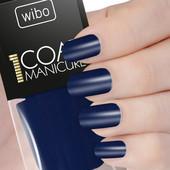 Лак для ногтей Wibo 1 Coat Manicure тон 21