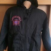 Куртка, ветровка, размер 8-9 лет 128-134 см. LTS. состояние отличное