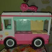 Фургончик с мороженым