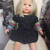Большая девочка от Zapf creation 60 см