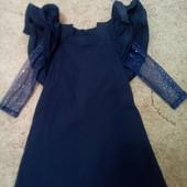 Нарядное платье для маленькой модницы