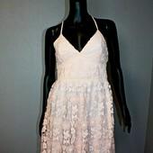 Качество! Очень красивое платье от американского бренда Hollister, в новом состоянии