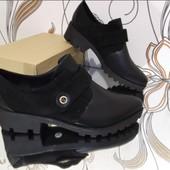 Новые туфли (стелька23.5см)