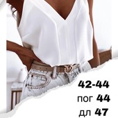блуза лето размер и цвет на выбор