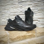 Натуральная кожа! Кроссы Nike air Найк.