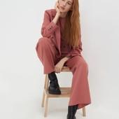 элегантные брюки, свободный крой, от sinsay