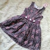 Нова святкова сукня для дівчинки