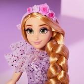 Лялька Рапунцель з шикарними віями Disney princess style Rapunzel fashion doll, оригінал