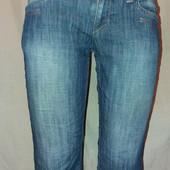Фирменные джинсовые бриджи Motor Jeans