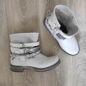 Демисезонные ботинки 36 р.