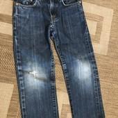 Стильні плотні джинси від Н&М на 5-6 років зріст 116