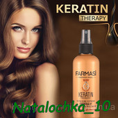 Спрей для волос с кератином Keratin Therapy от Farmasi, 115мл