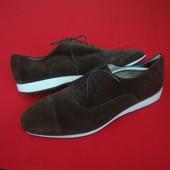 Туфли Balmain натур замша 45-46 размер 30 см