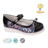 Красивые туфли для девочки ТОМ.М. размер 35