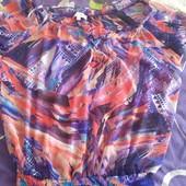 Легка блузка на 50р
