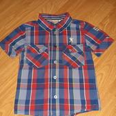 Рубашечка в стиле тарантино для малыша , 104