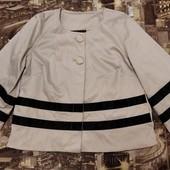 Красивый пиджачок р.М смотрите замеры