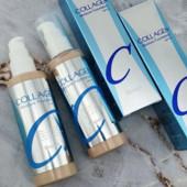 Корея) тональный крем с коллагеном enough collagen moisture foundation spf15