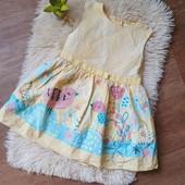Платье George, 1,5-2 года, в идеале