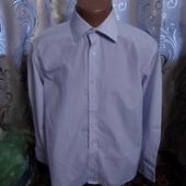 Класична чоловіча сорочка у клітинку lime