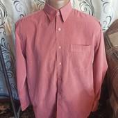 Стильна чоловіча сорочка у клітинку petroleum wear