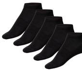 Пять пар! Набор! Функциональные носки с махровой стопой Crivit Германия размер 39/42