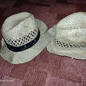 Настоящая соломка! Шляпки ажурные летние