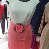 шикарна жіноча сукня