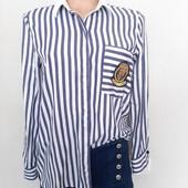 рубашка блузка Zara р.S