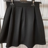 Спідниця, юбка чорна H&M