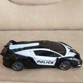 Игрушка для мальчика полицейская машина