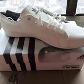 """Демисезонные мужские кроссовки""""adidas"""" кожаные"""