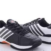 """Кожаные мужские кроссовки""""adidas"""" Индонезия"""