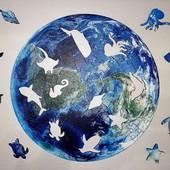 Пазл «планета Земля»