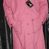пальто осеннее, плащ,распродажа. цвет красивый вживую.большой размер! 61-62 см пог, европ. качество!