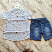 Нарядный костюм мальчику р5-6лет Венгрия