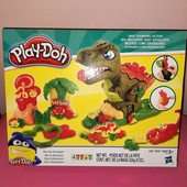 Набор пластилина Динозавр
