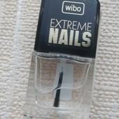 Лак для ногтей Extreme Nails известной марки Wibo бесцветный