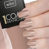 Лак для ногтей Wibo 1 Coat Manicure тон 19