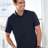 Качественная футболка поло из хлопка Livergy Германия размер 4XL (68/70)