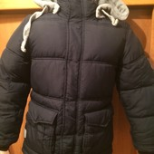 Куртка, еврозима, 8-9 лет 134 см. l.o.g.g. (Л.о.г.г.) by H&M. состояние отличное
