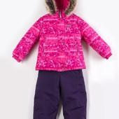 Зимний комплект 104р для девочки (куртка+полукомбинезон) Lenne Rowenta