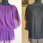 Красивые блузки ТМ Oggi в идеальном состоянии. р. 44-48, одна на выбор