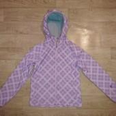 Весенняя куртка софтшелл на 13-16л