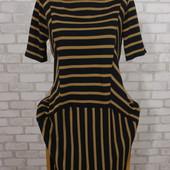 Платье Некст трикотаж в идеале 46-48